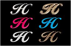 切り文字 アクリル/カルプ/ステンレス/真鍮/金属/スチール/ベニヤ 看板 レーザーカット