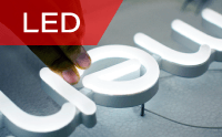 LED:サインの価値をさらに高める光の職人
