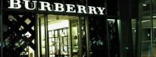 BURBERRY:ゼロチャンネル