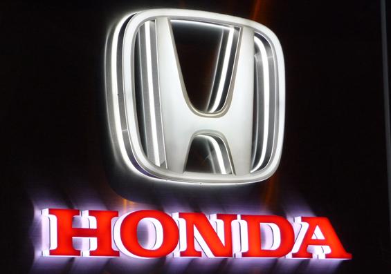 HONDA:ゼロチャンネル,アクリルチャンネル
