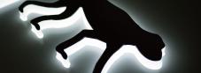 LEDサインLED象嵌サイン